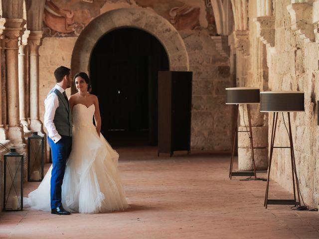 La boda de Andrés Fuentes y Sonia Diez en Valbuena De Duero, Valladolid 48
