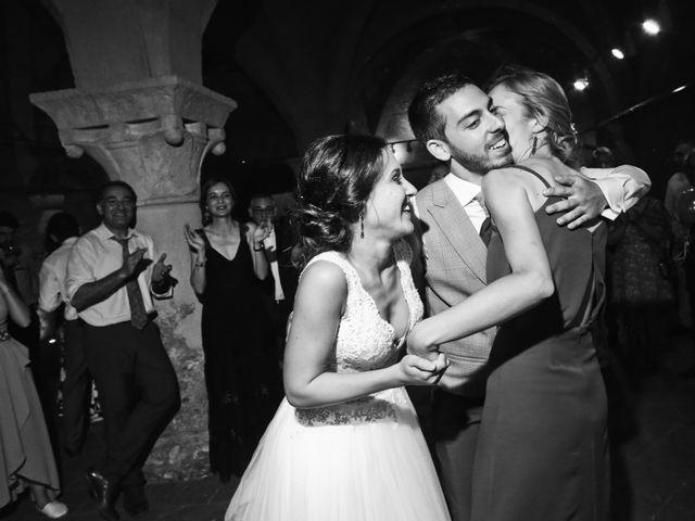 La boda de Andrés Fuentes y Sonia Diez en Valbuena De Duero, Valladolid 49