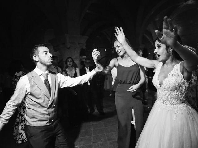 La boda de Andrés Fuentes y Sonia Diez en Valbuena De Duero, Valladolid 51