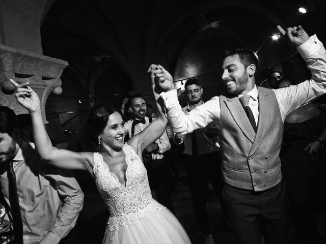 La boda de Andrés Fuentes y Sonia Diez en Valbuena De Duero, Valladolid 53