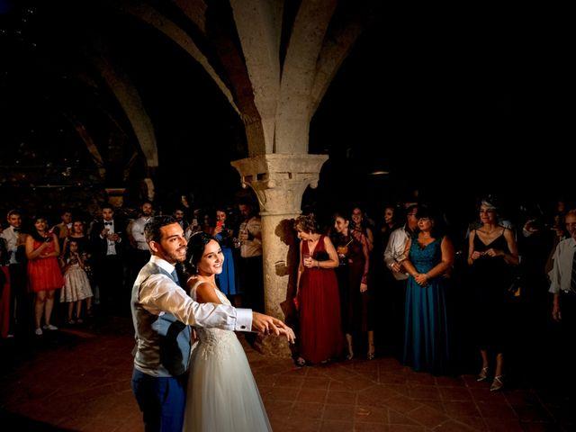 La boda de Andrés Fuentes y Sonia Diez en Valbuena De Duero, Valladolid 64