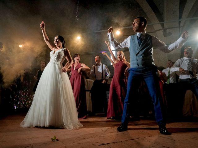 La boda de Andrés Fuentes y Sonia Diez en Valbuena De Duero, Valladolid 65