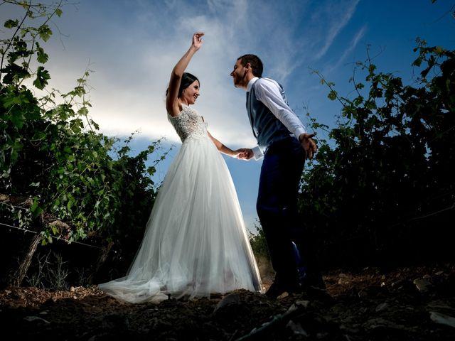 La boda de Andrés Fuentes y Sonia Diez en Valbuena De Duero, Valladolid 67