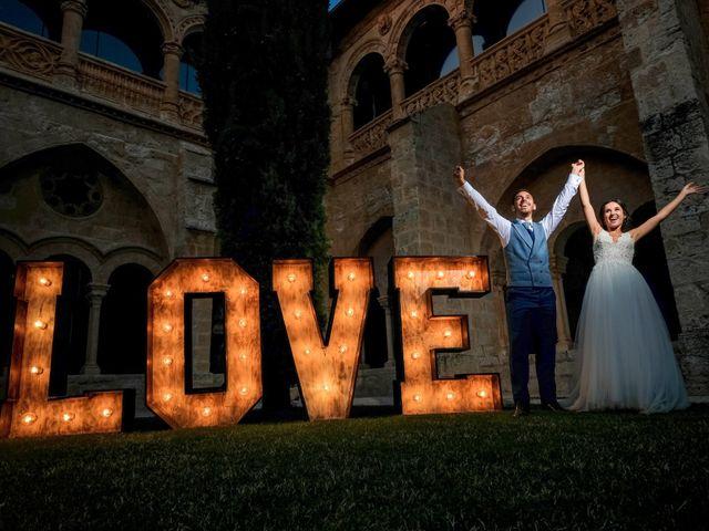 La boda de Andrés Fuentes y Sonia Diez en Valbuena De Duero, Valladolid 69