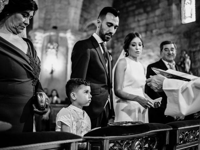 La boda de Francisco y Leticia en Mérida, Badajoz 35