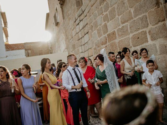 La boda de Francisco y Leticia en Mérida, Badajoz 40