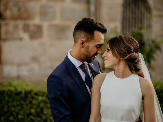La boda de Francisco y Leticia en Mérida, Badajoz 46