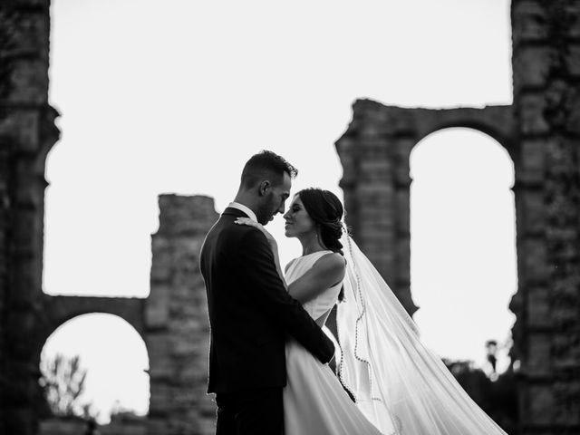La boda de Francisco y Leticia en Mérida, Badajoz 53