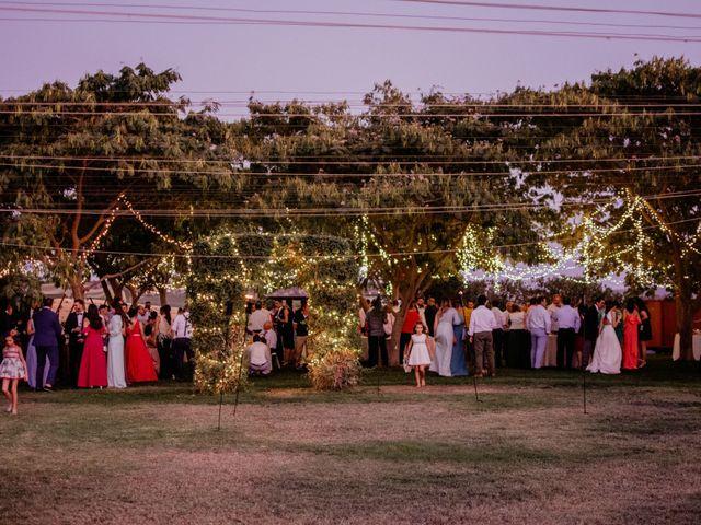 La boda de Francisco y Leticia en Mérida, Badajoz 62