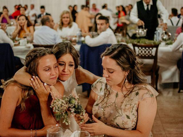 La boda de Francisco y Leticia en Mérida, Badajoz 76