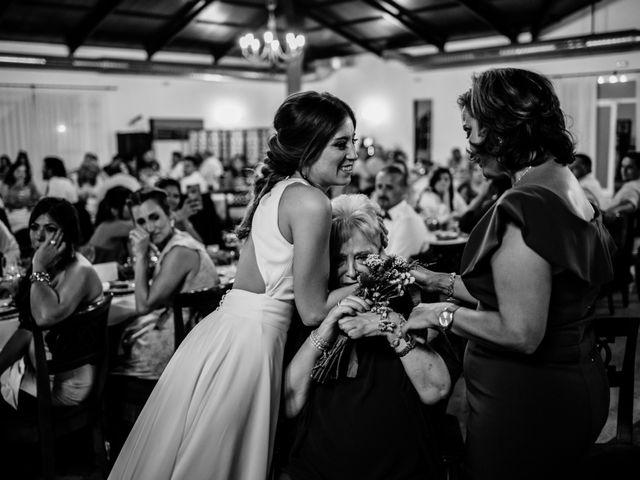 La boda de Francisco y Leticia en Mérida, Badajoz 77