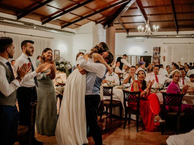 La boda de Francisco y Leticia en Mérida, Badajoz 78