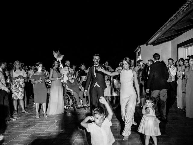 La boda de Francisco y Leticia en Mérida, Badajoz 83
