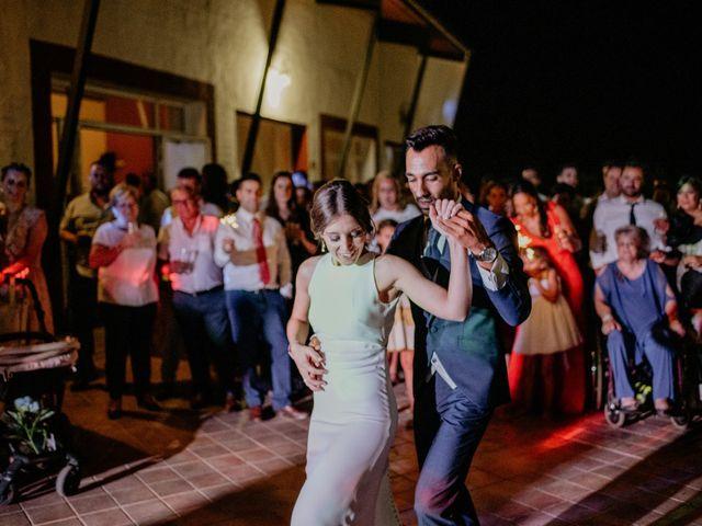 La boda de Francisco y Leticia en Mérida, Badajoz 86