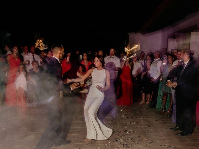 La boda de Francisco y Leticia en Mérida, Badajoz 87