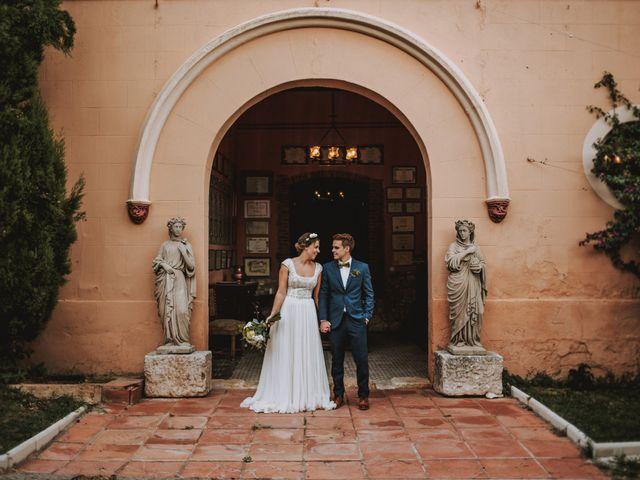 La boda de Jenny y Jonny
