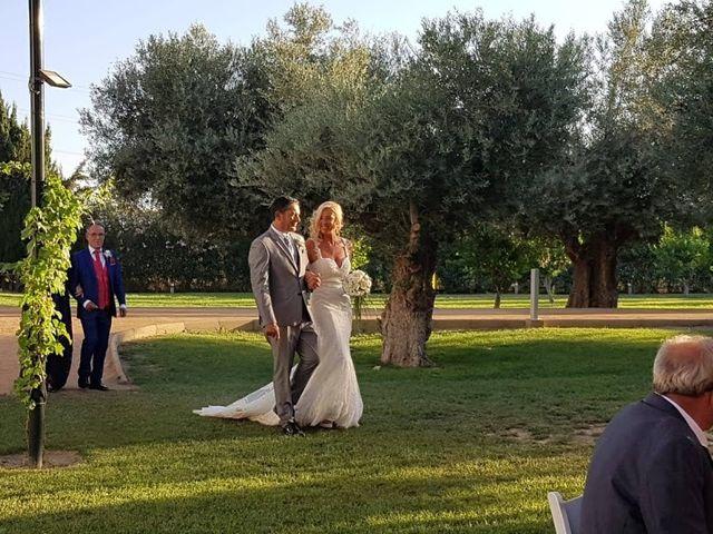 La boda de Paz y Roge