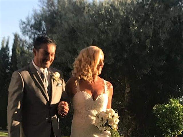 La boda de Roge y Paz en La Zubia, Granada 3