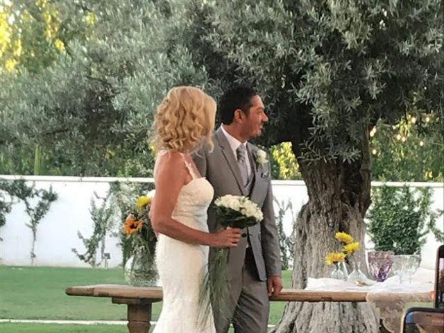 La boda de Roge y Paz en La Zubia, Granada 5