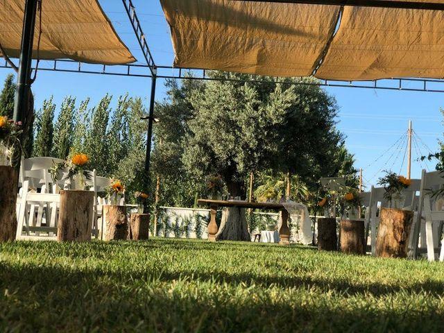 La boda de Roge y Paz en La Zubia, Granada 6