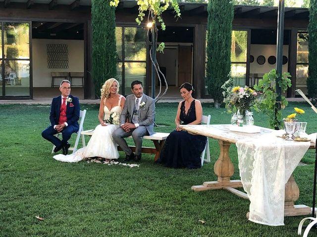 La boda de Roge y Paz en La Zubia, Granada 7