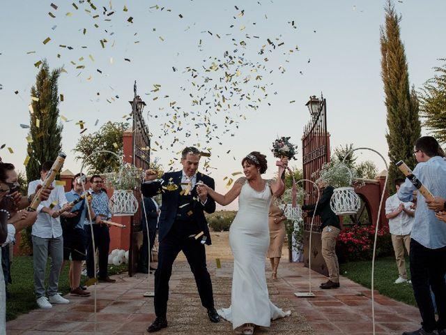 La boda de David y Carmen en Alcala De Guadaira, Sevilla 1