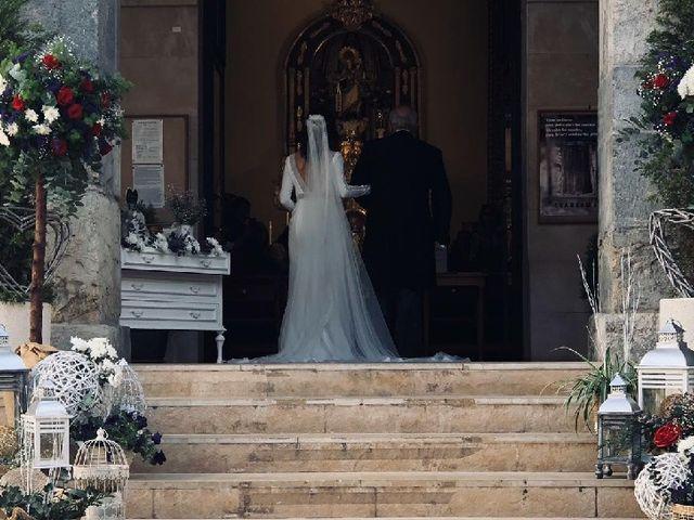 La boda de Francisco y Elena en Cartagena, Murcia 1