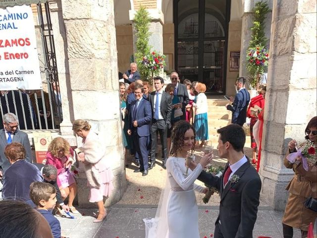 La boda de Francisco y Elena en Cartagena, Murcia 3