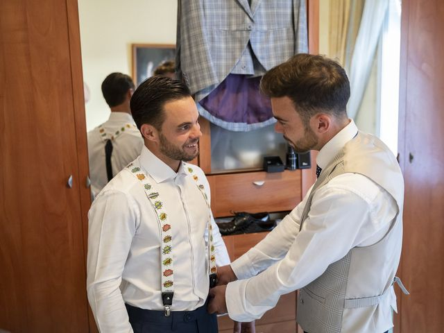La boda de Miguel Ángel y Marina en Archidona, Málaga 9