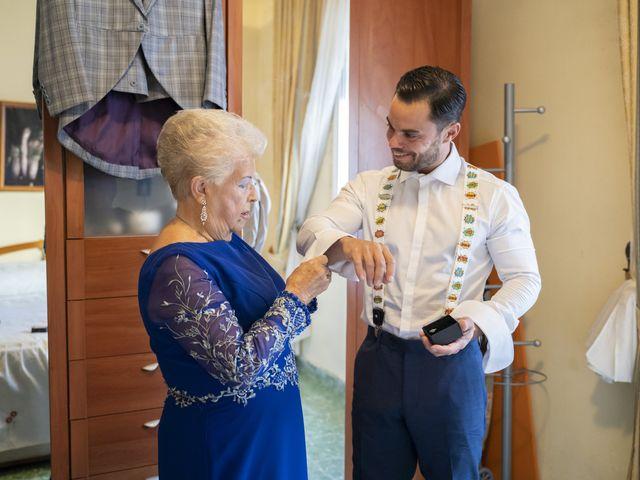 La boda de Miguel Ángel y Marina en Archidona, Málaga 13