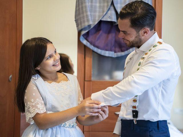 La boda de Miguel Ángel y Marina en Archidona, Málaga 15