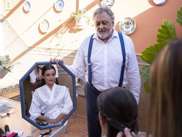 La boda de Miguel Ángel y Marina en Archidona, Málaga 27