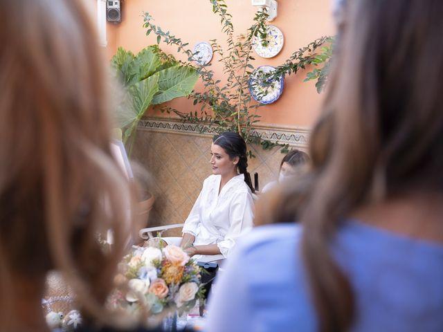 La boda de Miguel Ángel y Marina en Archidona, Málaga 29