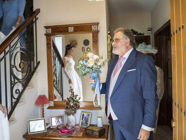La boda de Miguel Ángel y Marina en Archidona, Málaga 39