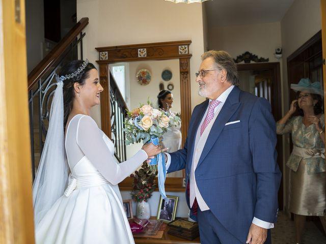 La boda de Miguel Ángel y Marina en Archidona, Málaga 40