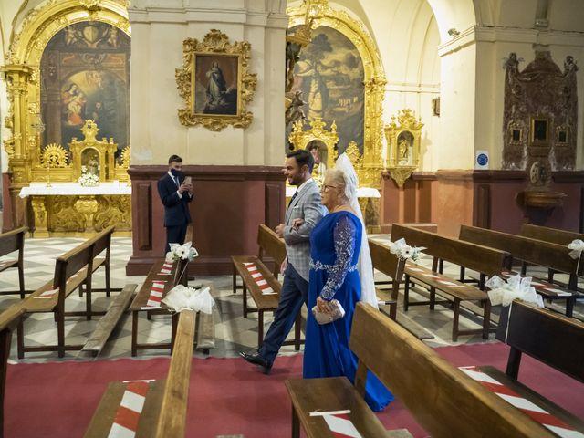 La boda de Miguel Ángel y Marina en Archidona, Málaga 43