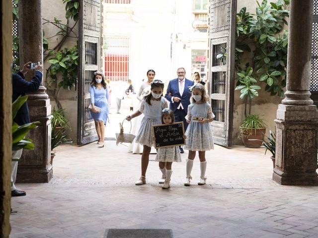 La boda de Miguel Ángel y Marina en Archidona, Málaga 45
