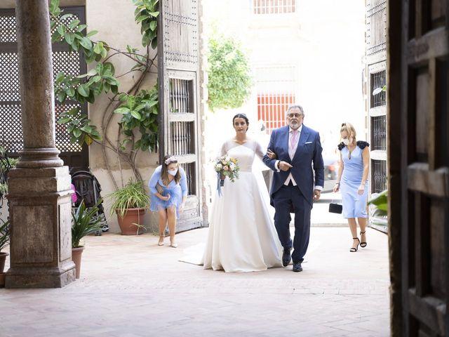 La boda de Miguel Ángel y Marina en Archidona, Málaga 46