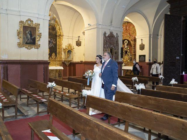 La boda de Miguel Ángel y Marina en Archidona, Málaga 47