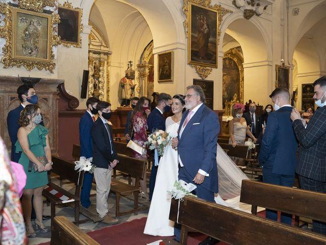La boda de Miguel Ángel y Marina en Archidona, Málaga 48