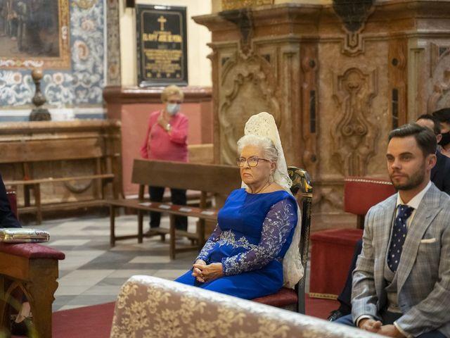 La boda de Miguel Ángel y Marina en Archidona, Málaga 52