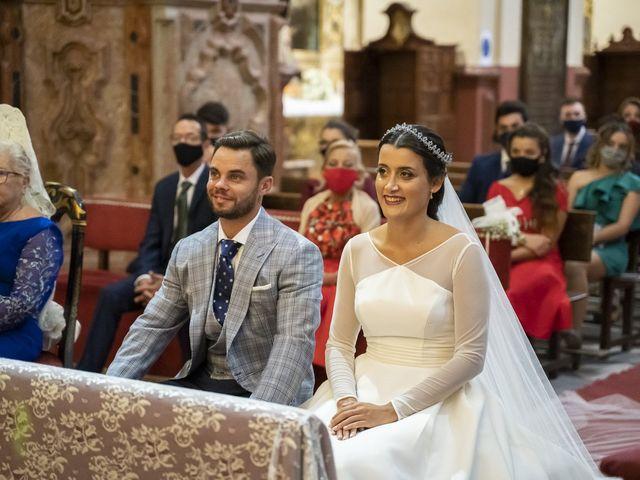 La boda de Miguel Ángel y Marina en Archidona, Málaga 55