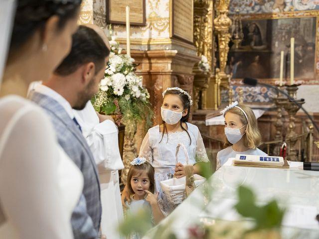 La boda de Miguel Ángel y Marina en Archidona, Málaga 57