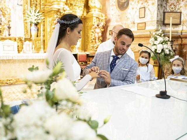 La boda de Miguel Ángel y Marina en Archidona, Málaga 58