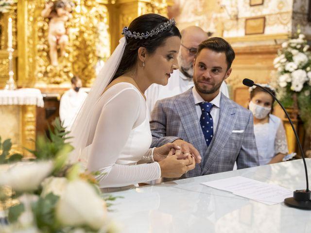 La boda de Miguel Ángel y Marina en Archidona, Málaga 59