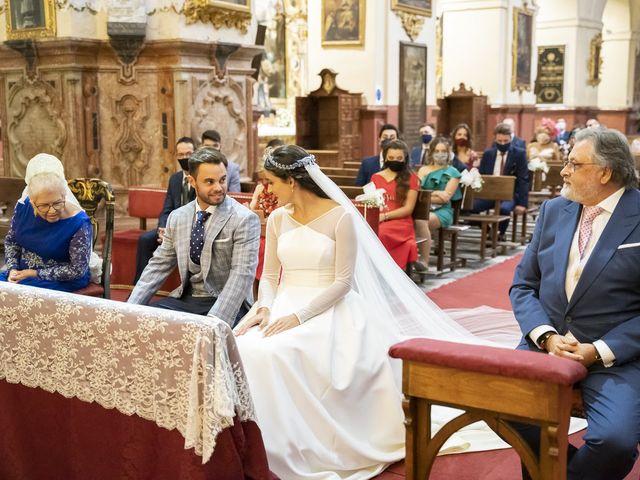 La boda de Miguel Ángel y Marina en Archidona, Málaga 61