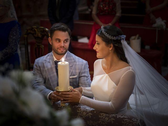 La boda de Miguel Ángel y Marina en Archidona, Málaga 62