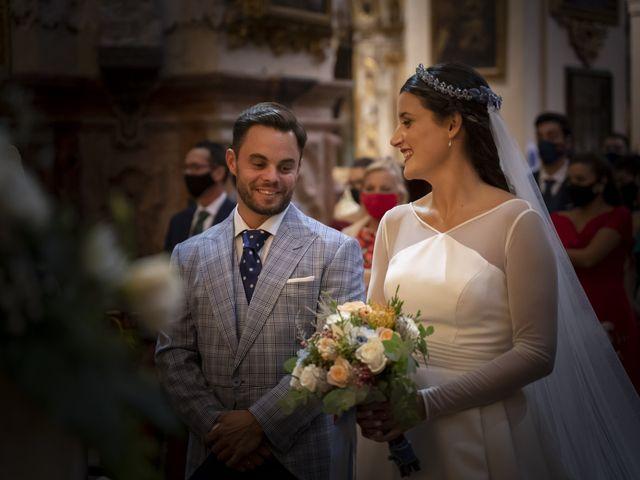 La boda de Miguel Ángel y Marina en Archidona, Málaga 63