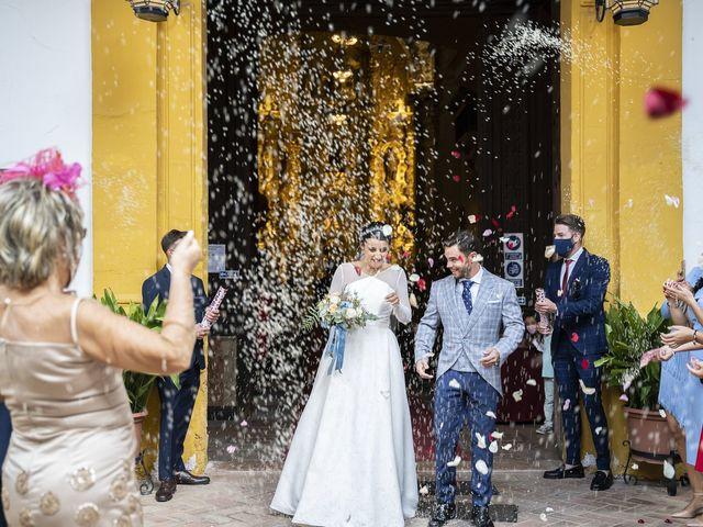 La boda de Miguel Ángel y Marina en Archidona, Málaga 67