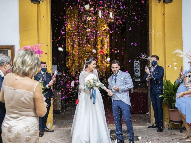 La boda de Miguel Ángel y Marina en Archidona, Málaga 68